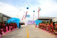 阿特拉斯科普柯(上海)工艺设备有限公司厂房开业庆典