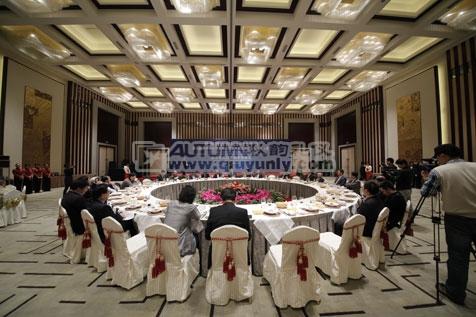 南京秋韵礼仪庆典-世界酒店论坛2012年会15