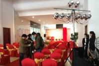 上海口岸药品检验所外高桥实验室揭牌仪式
