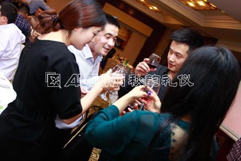 杭州秋韵益海嘉里杭州分公司2013年度总结颁奖盛宴11